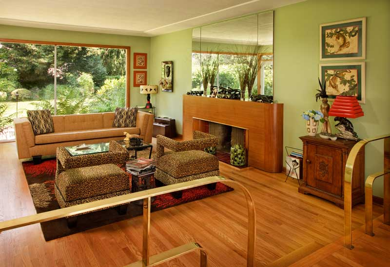 An Intact Mid Century Ranch House Restoration Amp Design