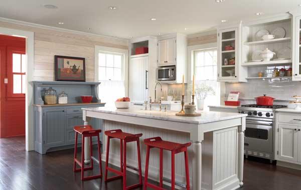 Photo Gallery White Kitchens Old House Journal Magazine