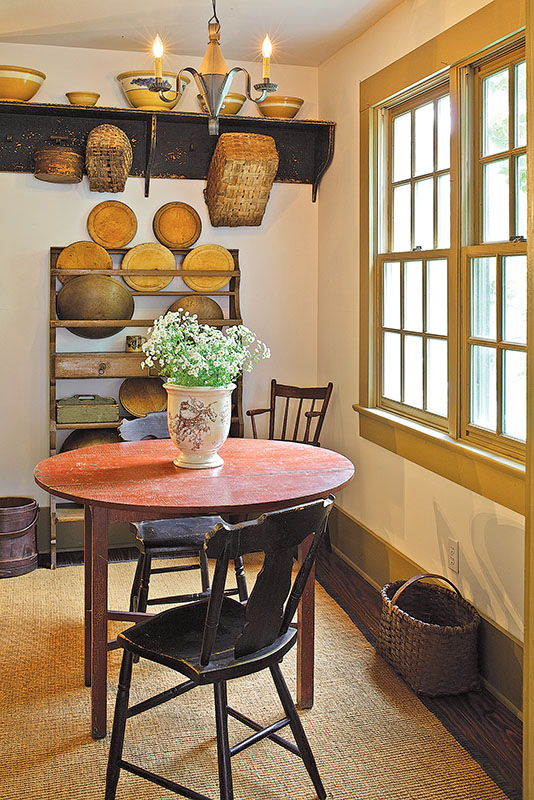 Vintage Country Home Decor