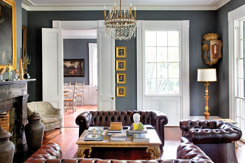 Tale Of A Charleston Single House Restoration Amp Design For The Vintage House Old House Online