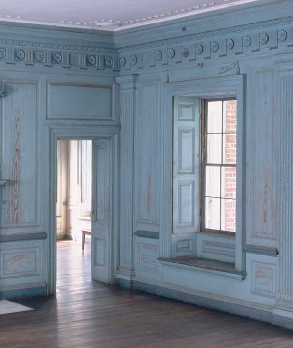 The Case For Interior Shutters Old House Journal Magazine