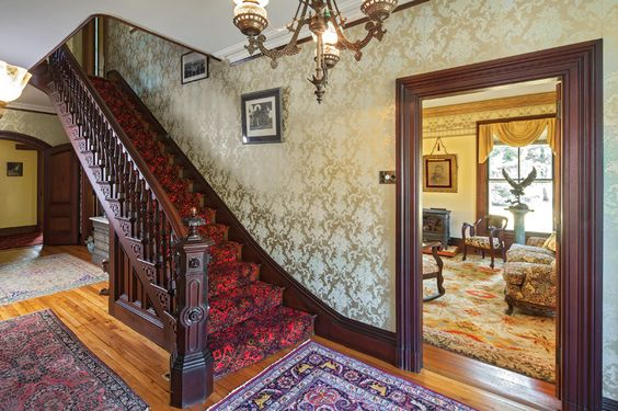 How To Repair Your Stairs Old House Journal Magazine