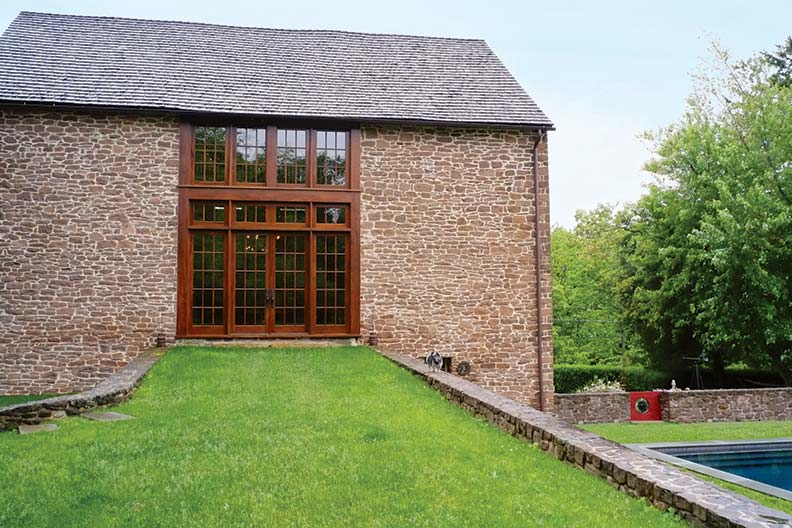 Converting A Stone Barn Into A House Old House