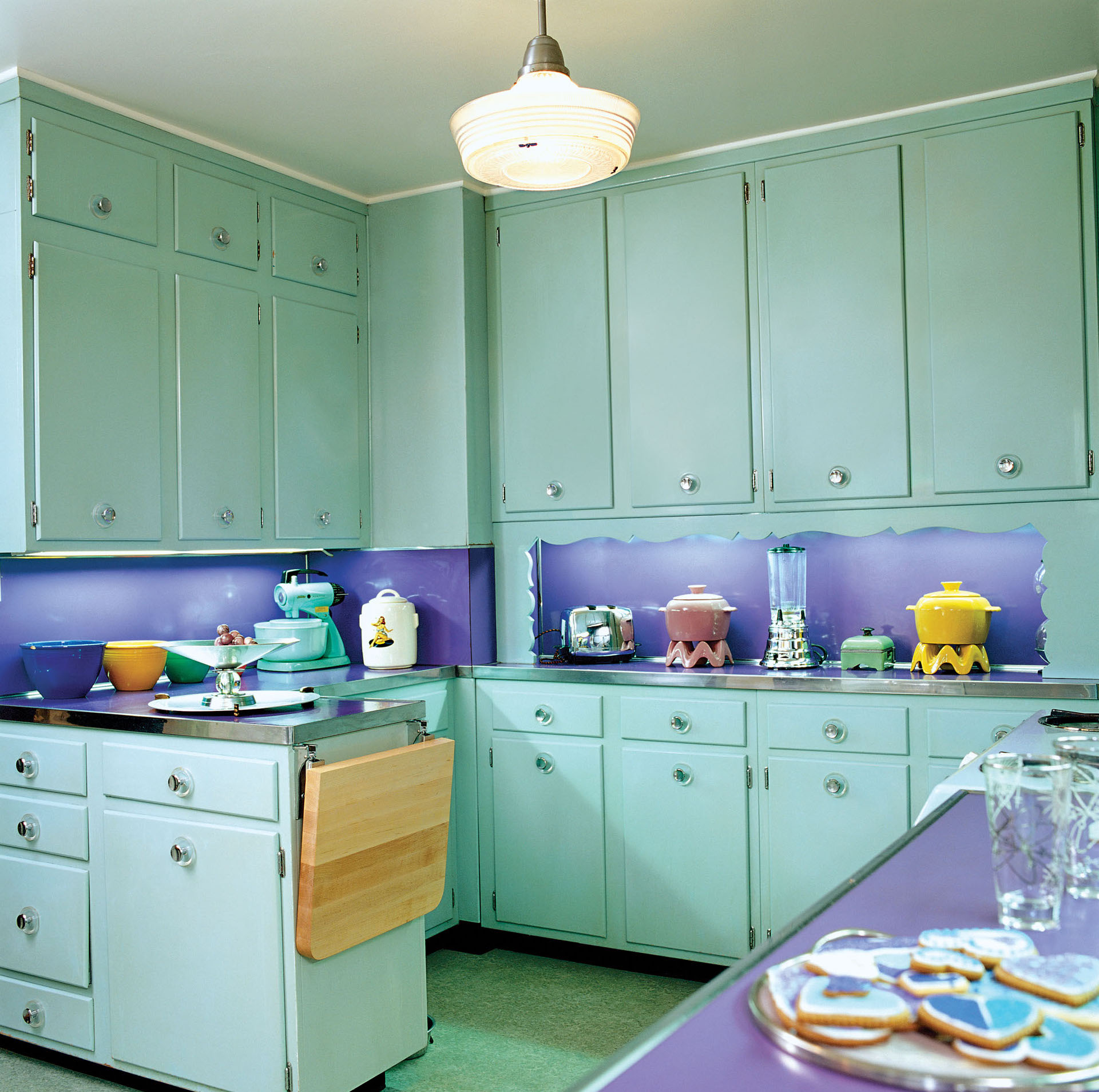 1950s Kitchen Old House Journal Magazine