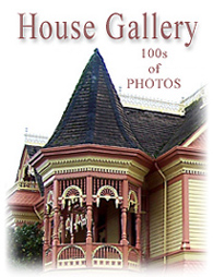 pictures of victorian houses