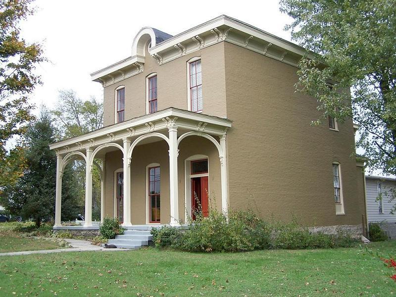 1853 Italianate In Nashville Tennessee