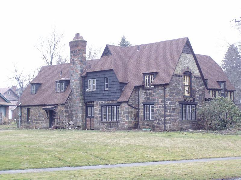 1927 Stone Home In Youngstown Ohio Oldhouses Com