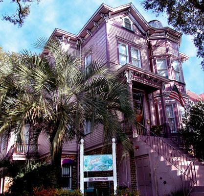 10 Beautiful Historic Savannah Bed And Breakfast Inns