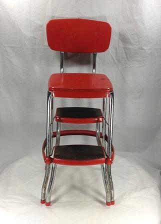 Groovy Kitchen Chair Step Stool Red Vintage Stool Step Stool Spiritservingveterans Wood Chair Design Ideas Spiritservingveteransorg