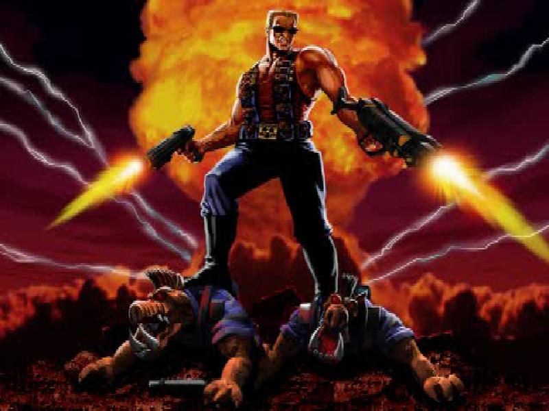 Image result for duke nukem