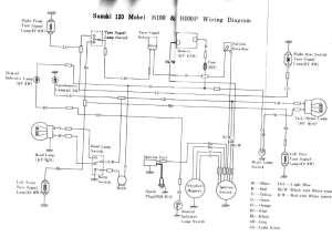 Suzuki B100, B100P and B105P Service Manual