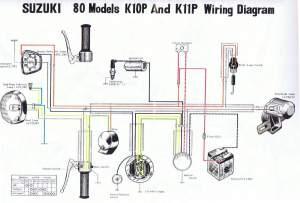 K10K11 Wiring Diagram