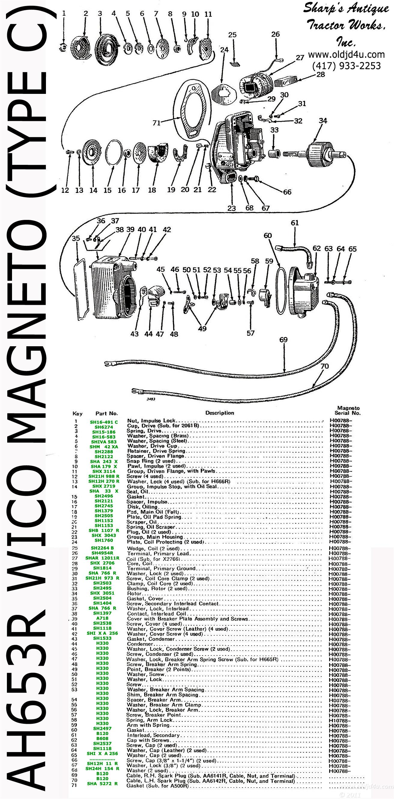 H Plug Wiring Diagram