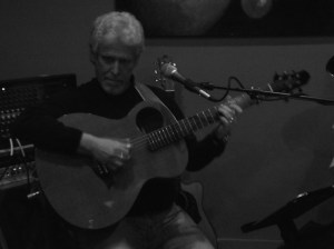 Joe Smother, performing on a Friday Friday at the 306 Restaurant in downtown Valdosta, c. 2013.
