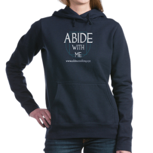 Abide hooded sweatshirt