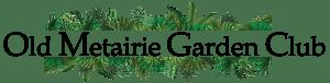 OMG logo | Old Metairie Garden Club