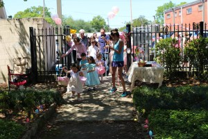 Old Metairie Garden Club Easter Egg Hunt - 35