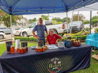 Red Hill Honey | Old Metairie Garden Club