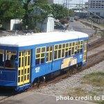 Blue Streetcar | Old Metairie Garden Club