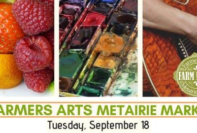 FAMM Aug 2018 | Old Metairie Garden Club