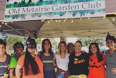 Movie Night | Old Metairie Garden Club