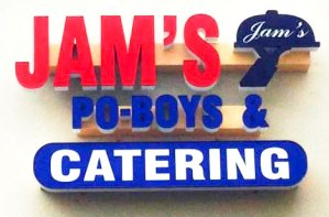 Jam's Po-Boys & Catering | Old Metairie Garden Club