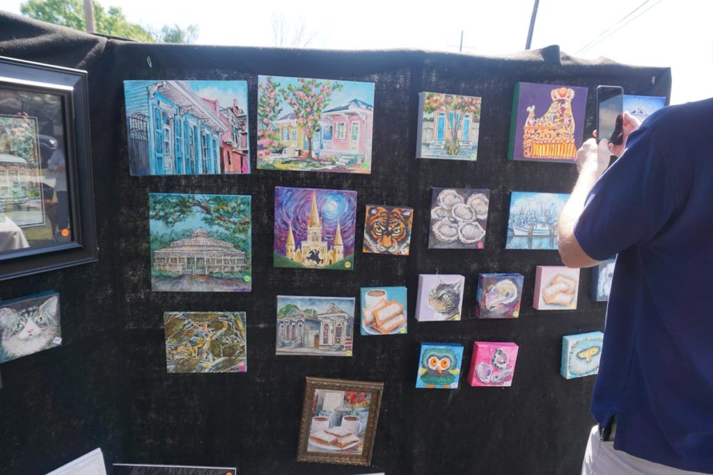 OMGC Spring Arts Festival Photo 48 | Old Metairie Garden Club