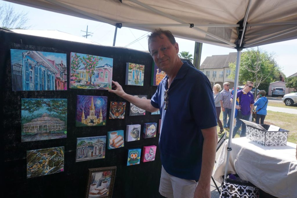 OMGC Spring Arts Festival Photo 47 | Old Metairie Garden Club