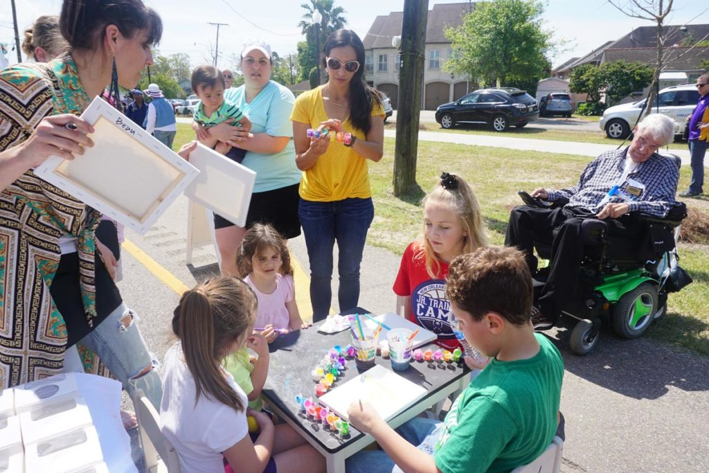 OMGC Spring Arts Festival Photo 46 | Old Metairie Garden Club