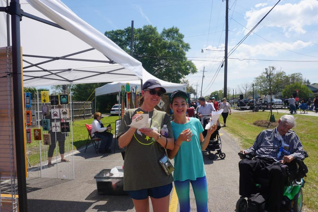 OMGC Spring Arts Festival Photo 7 | Old Metairie Garden Club