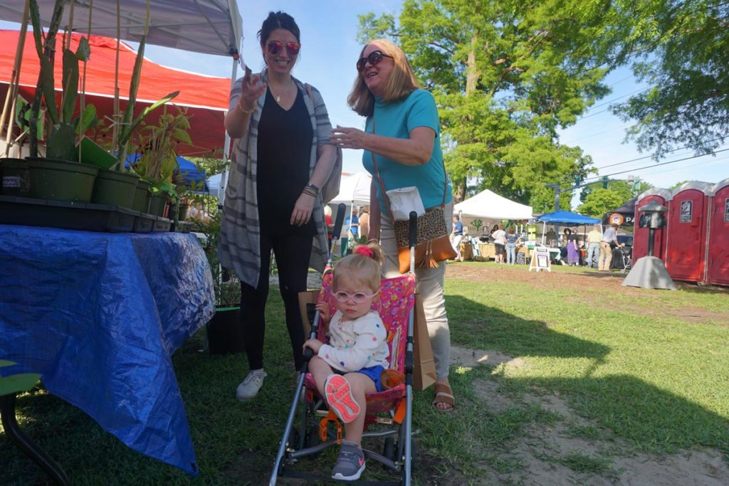 Farmers Arts Metairie Market April 16, 2019 photo 90 | Old Metairie Garden Club