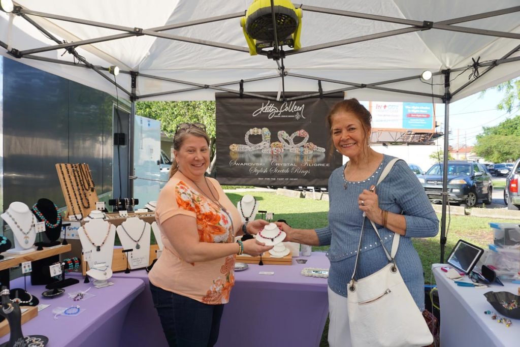 Farmers Arts Metairie Market April 16, 2019 photo 75 | Old Metairie Garden Club