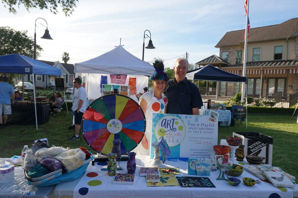 Farmers Arts Metairie Market April 16, 2019 photo 15 | Old Metairie Garden Club