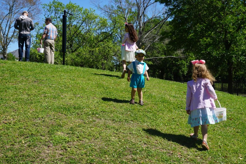 Old Metairie Garden Club Easter Egg Hunt 2019 photo 52