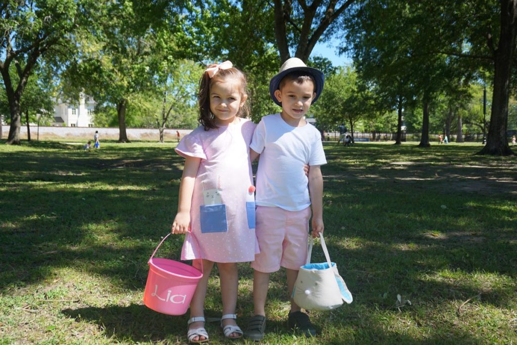 Old Metairie Garden Club Easter Egg Hunt 2019 photo 41