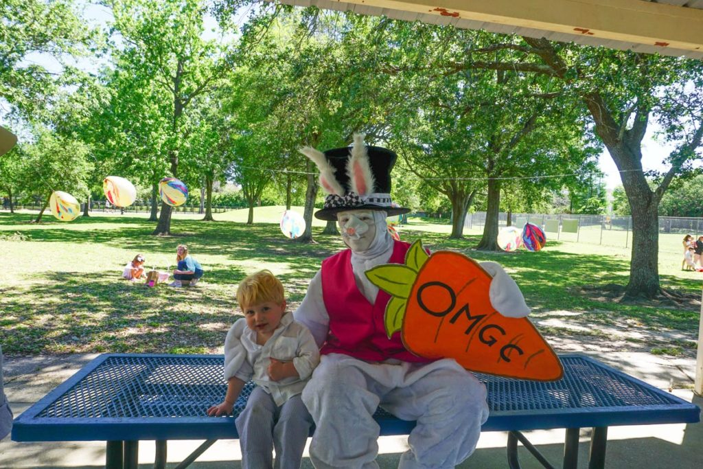 Old Metairie Garden Club Easter Egg Hunt 2019 photo 23