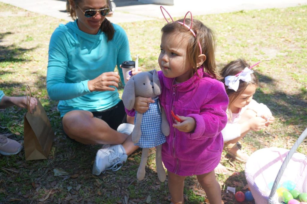 Old Metairie Garden Club Easter Egg Hunt 2019 photo 4