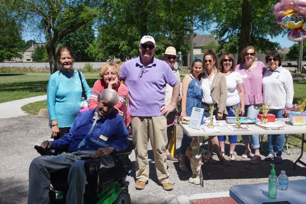 Old Metairie Garden Club Easter Egg Hunt 2019 photo 1