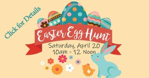 Easter Egg Hunt | Old Metairie Garden Club