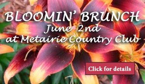 Bloomin Brunch for front page   Old Metairie Garden Club