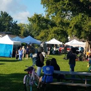 Farmers Arts Metairie Market August 2019 #5 | Old Metairie Garden Club