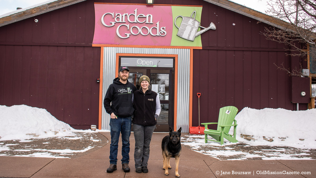 Garden Goods in Traverse City under new ownership of Cory and Elise Holman   Jane Boursaw Photo