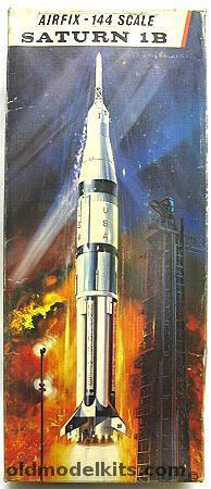 Airfix 1 144 Saturn 1b Ib Rocket Sk622