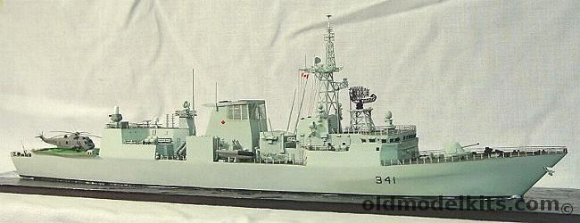 Cm 1 350 Hmcs Halifax Modern Canadian City Class Ffg