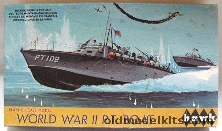 Hawk 1183 Elco World War II PT Boat PT 109 09