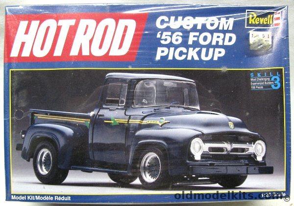 Revell 125 1956 Ford Custom Pickup Truck 7124