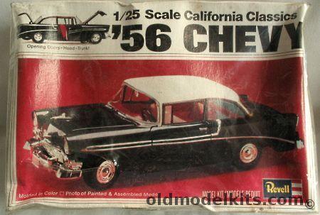 Revell 125 1956 Chevrolet Bel Air Belair H1391