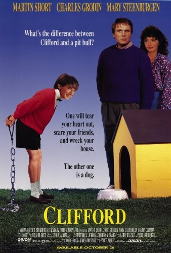Clifford movie poster