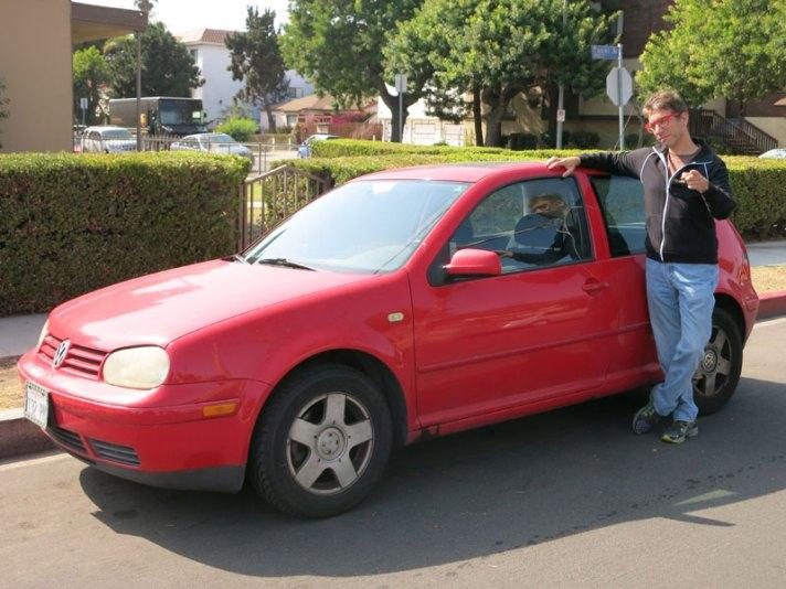 My '99 VW GTI