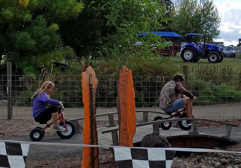 Roloff Trike Track